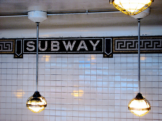 Subway Tile History