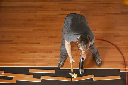 Is prefinished hardwood flooring worth the cost los for How to install wood flooring