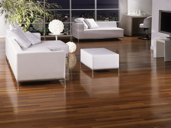 Is prefinished hardwood flooring worth the cost los for Prefinished flooring