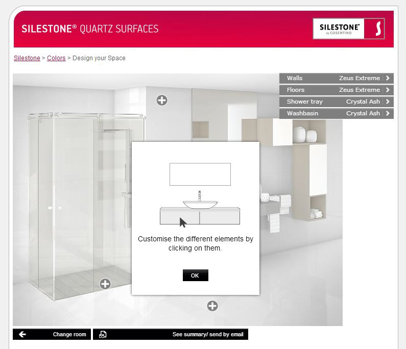 Design Your Kitchen Or Room With The Silestone Visualizer Tool Cosmos Flooring