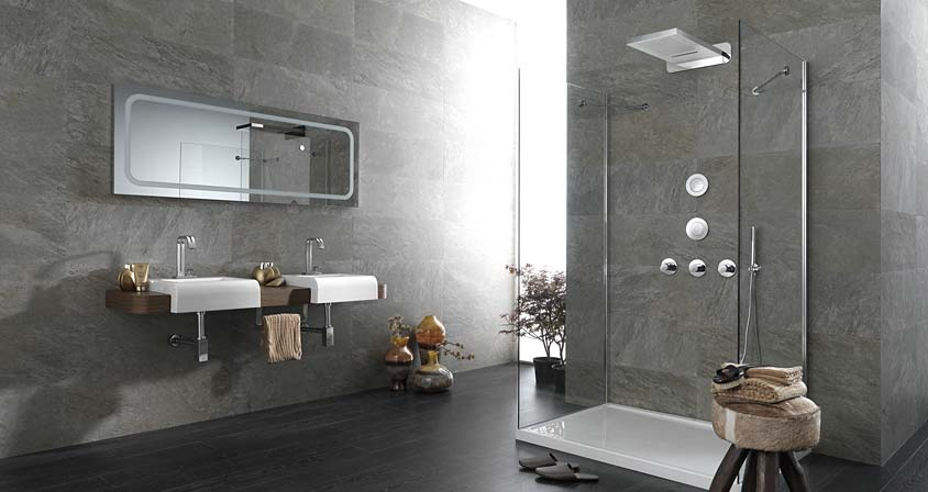 Bathroom Tiles Porcelanosa bathroom ideas & inspirations – porcelanosa los angeles – cosmos