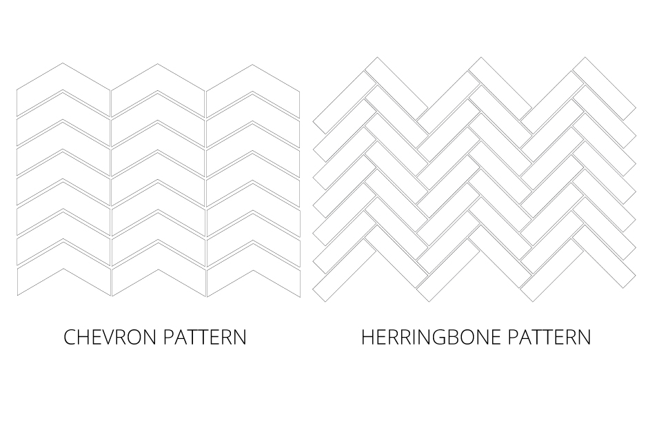 Chevron-VS-Harringbone